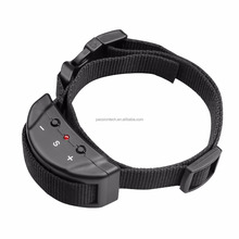 No Bark Collar [2017 Upgrade Version]Dog Electr Rechargeable Dog Barking Control Training Collar Beep / Vibration / Safe Shock