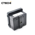 7.2V 13600mAh 18650 4P2S battery pack for security products