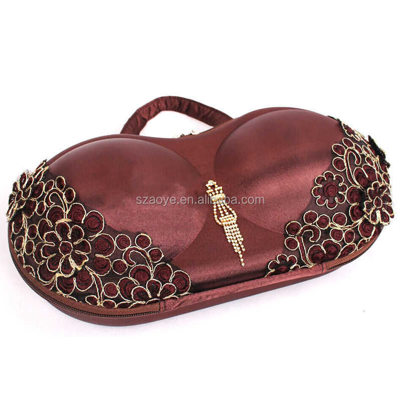 EVA bra carrying case