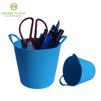 New product competitive price stackable plastic water bucket