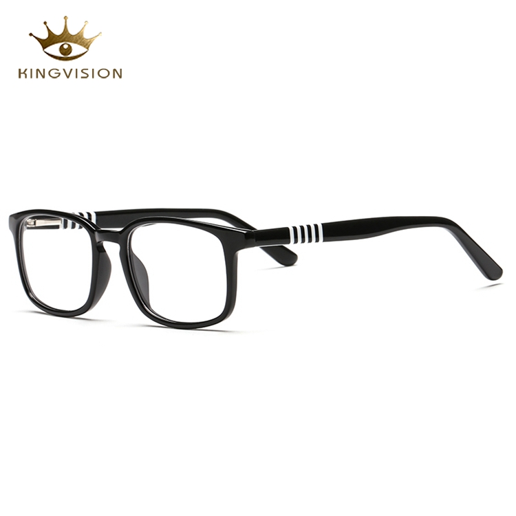 Cheap Plastic Optical Frame Classic Rubber Color Vintage Style Spectacle Eyeglass Frame