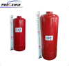 Empty Fire Extinguisher Cylinder