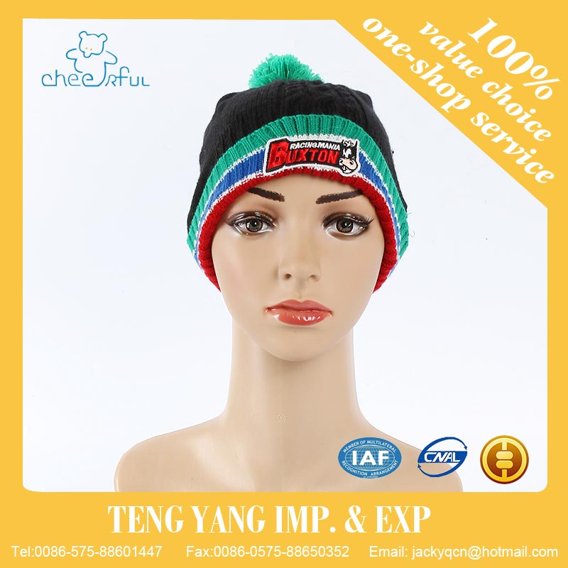 crocheted design new style knit hat cheap straw hat funny winter hat wholesale