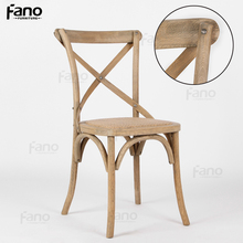 manufacturer x cross back oak wood chair weahered grey crossback chair