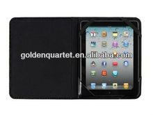 Custom High quality tablet leather cover(SA8000, BSCI, ICTI, WCA accredited factory)