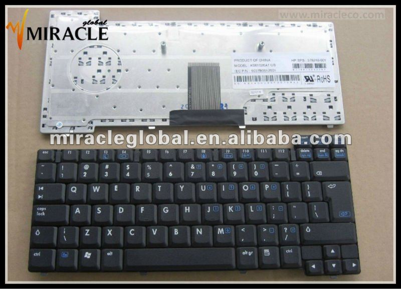 Factory price for Hp NC6200 NC6210 NC6220 NC6230 laptop keyboards