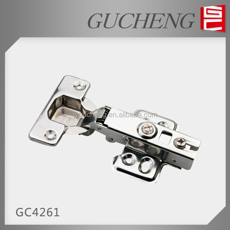 Bathroom cabinet door ss hydraulic hinge