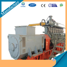High Efficiency Stable coal gasification steam powered generator