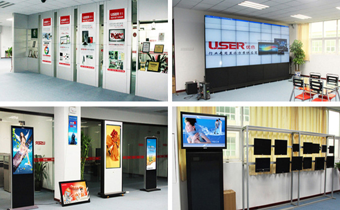 Most buyers choose USER digital screen maker