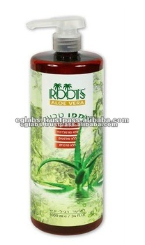Aloe Vera Professional Shampoos with MInerals