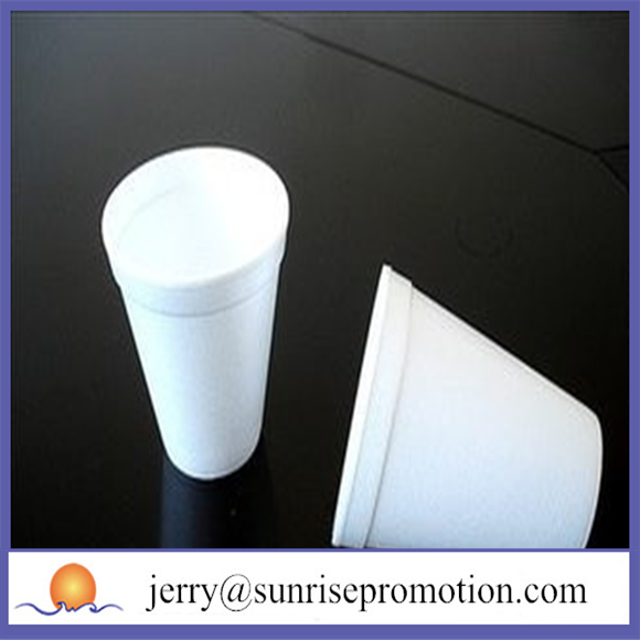Nice disposable printed foam cup