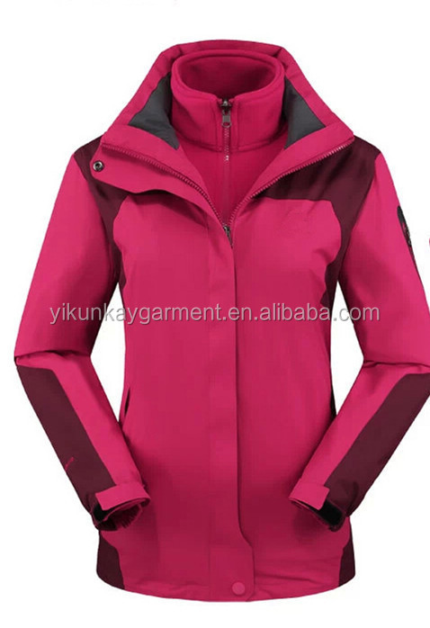 Custom cheap plus size bench women jackets