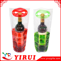 2015 hot sale 1.5l bottle wine cooler bag