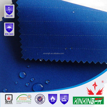 popular water oil repellent cotton fabric for workwear with high quality