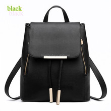 New trendy 2016 fashion backpack laptop bags hot sell good quality laptop computer bags wholesale leather laptop backpack