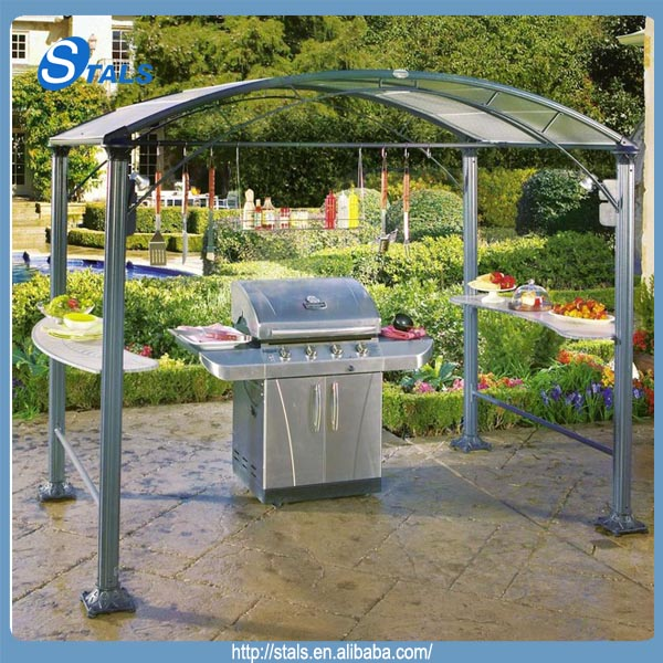 factory direct outdoor canopy metal corrugated roof made in China