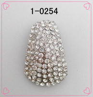 Factory price fashion shoes accessories,shoes decoration ornament 1-0254