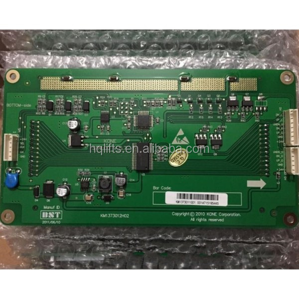 kone elevator pcb KM1373011G01,kone pcb with flashing bulb