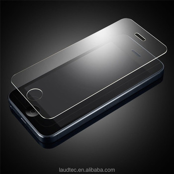 Glass Screen Protector For iPhone 5 5s Tempered Explosion Proof Film Guard