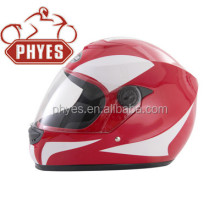 ECE adults full face motorcycle helmet