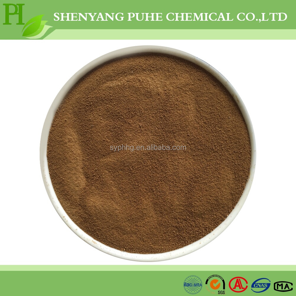 Sodium lignin sulfonate Admixtures for cement MN-2 PUHE16817