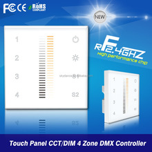 Touch Light Dimmer 1 or 2 channel LED dimmer controller