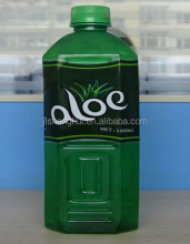 1L Aloe Vera Juice Drinks with Aloe Pulps---OEM
