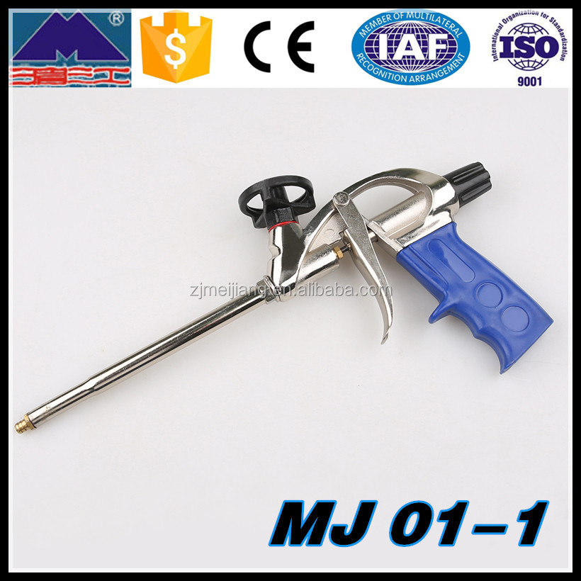 High Pressure Polyurethane Foam Air Spray Gun In Europe