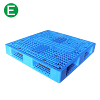 China Factory Supply Logistics Equipment HDPE Plastic Stacking Pallet