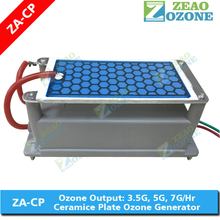 Low power consumption 3.5-10g/hr ceramic plate /ozone generator spare parts/ ozone kits