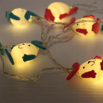 Best Selling Easter Decoration Warm White Easter Lights Led Rabbit