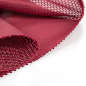 mouldproof mat using spacer 3d polyester air mesh fabric for bags,shoes,with Environmental protection
