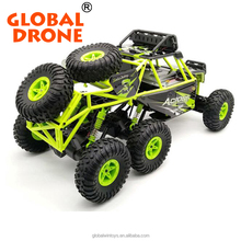 WLTOYS 18628 1/18 6WD ACross Crawler King RTR RC monster car with LED lights off road vehicle
