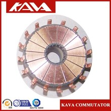 Good Quality Flat Commutator For Automotive Industry