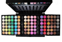 Brand Make Up 3-Layer Designed 96 Full Pigment Color Eyeshadow Makeup Professional Eye Shadow Palette SP96 V1013A