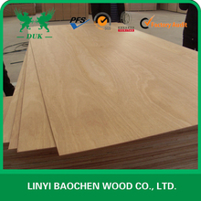 Red meranti wood ceiling plywood to Thailand market