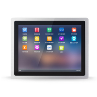 12 inch industrial capacitive touch daylight readable android tablet