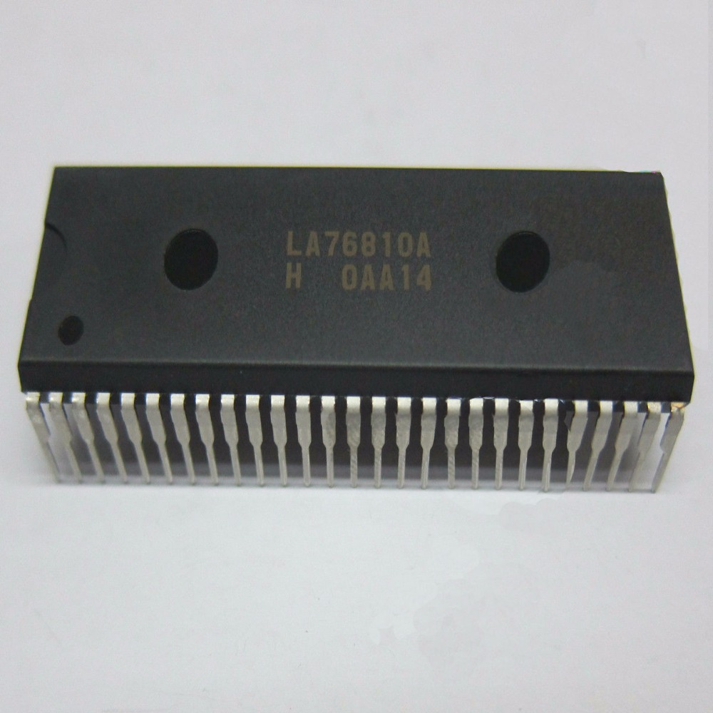 Power ic chip LA76810A DIP-40 for tv