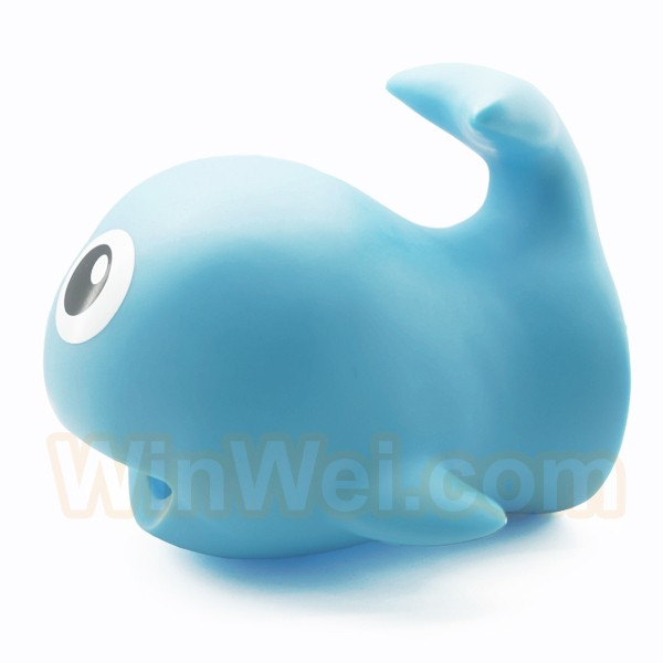 PVC Dolphin shape bath spout cover for kids