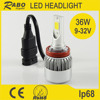 Automobiles Motorcycles E Mark Headlight Good