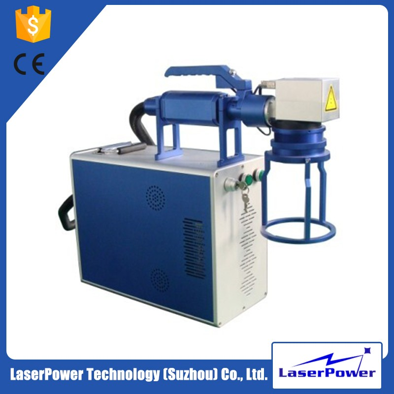 Multifunctional used fiber laser engraver for sale for Stainless Steel