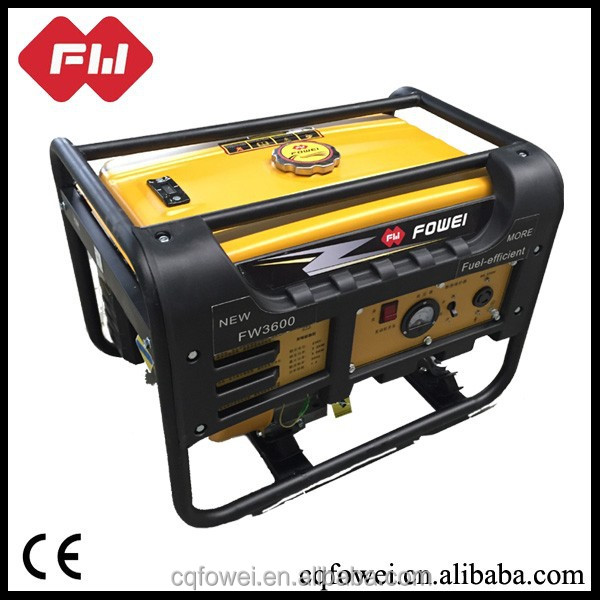 1-10kw Cheap Home Use Portable Gasoline electricity generator, Full Series of Spare Parts!!!