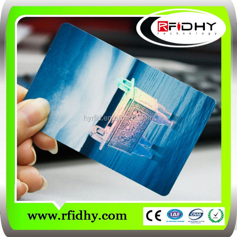id card models/voter id card format with optional printing iso15693 rfid card