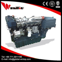 Fishing boat 200hp small inboard marine diesel engine