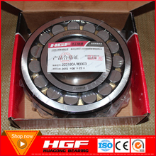 HGF spherical roller bearing 23134 MB/W33 brass cage