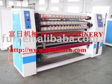 FR-210 BOPP GumTape Slitting Machine/Adhesive Tape Converting Machine/Tape Plant