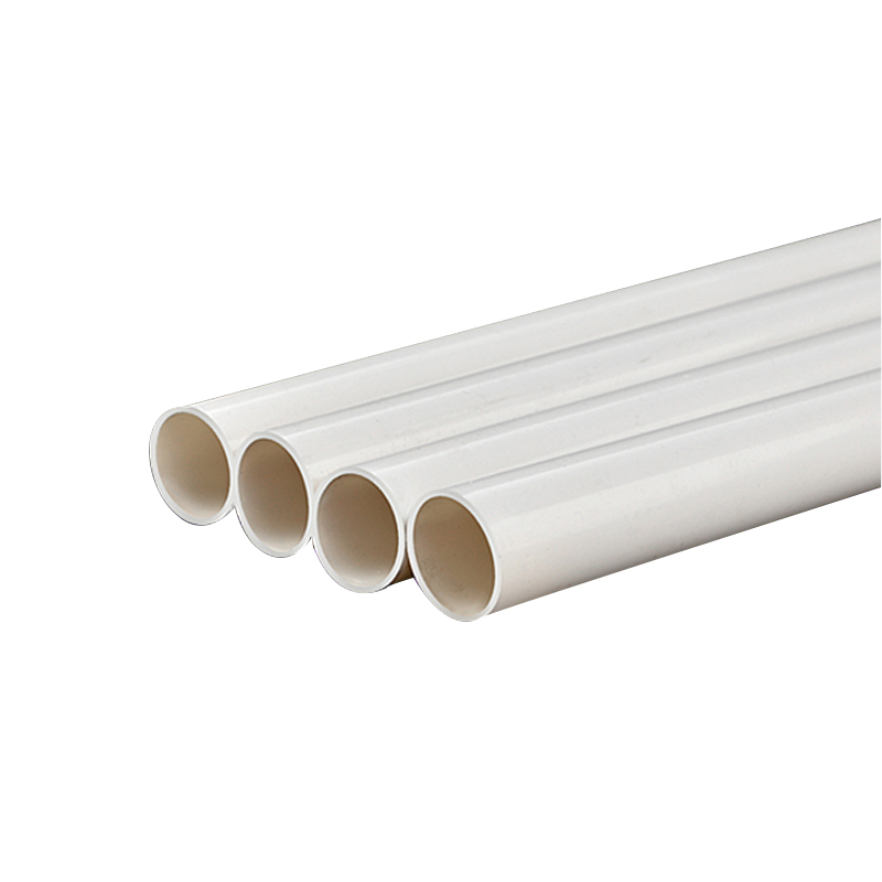High Polymer Tube Plastic Drain Excellent Pipes 600Mm