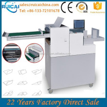 2017 New Paper Creasing and Folding Machine