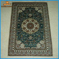 silk kashan persian rugs with various designs and sizes