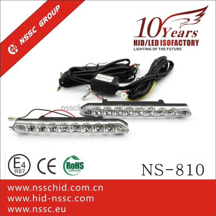 Hot selling drl daytime running light,drl led,toyota corolla led drl